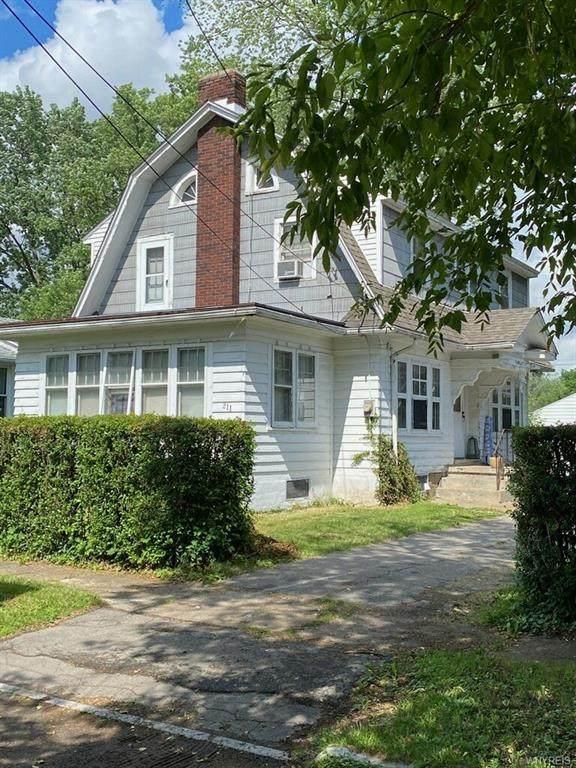 211 71st Street, Niagara Falls, NY 14304 (MLS #B1345738) :: BridgeView Real Estate Services