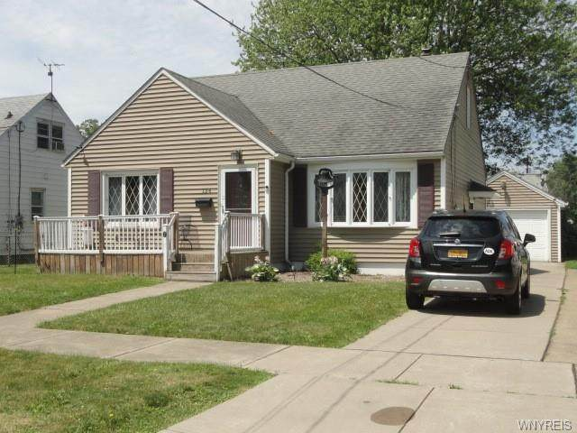 134 86th Street, Niagara Falls, NY 14304 (MLS #B1345844) :: BridgeView Real Estate Services