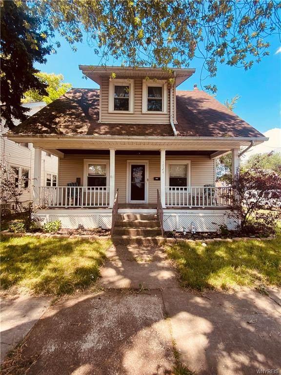 1024 22nd Street, Niagara Falls, NY 14301 (MLS #B1346647) :: BridgeView Real Estate Services