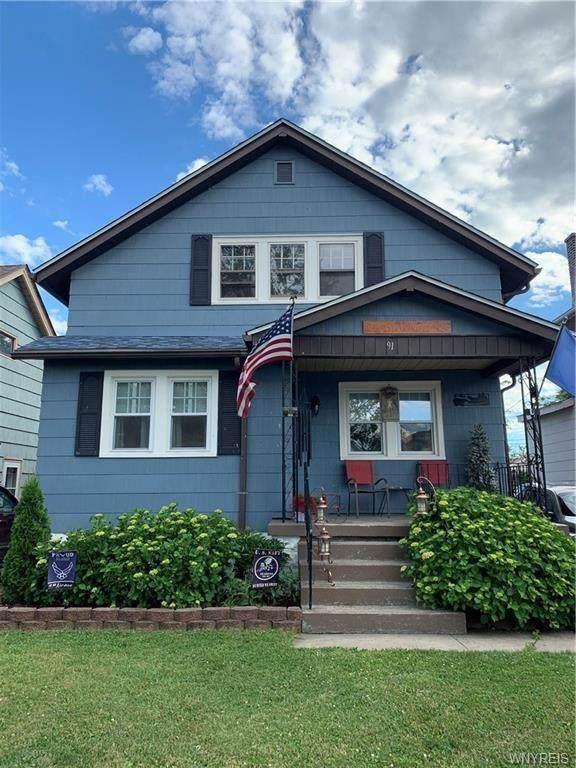 91 Madison Avenue, Lackawanna, NY 14218 (MLS #B1346977) :: TLC Real Estate LLC