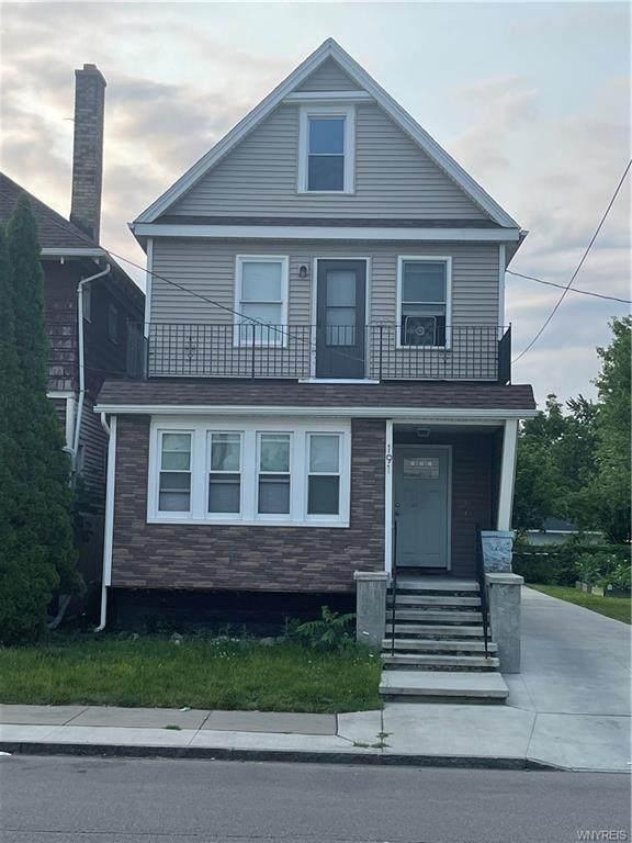 191 Ontario Street, Buffalo, NY 14207 (MLS #B1349132) :: Robert PiazzaPalotto Sold Team