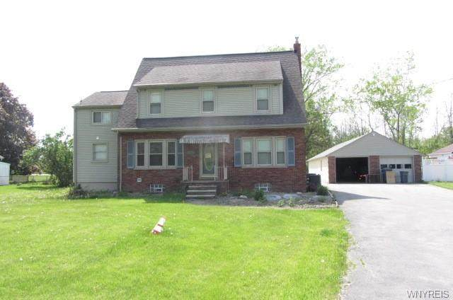 1860 Tuscarora Road, Niagara, NY 14304 (MLS #B1349196) :: Robert PiazzaPalotto Sold Team