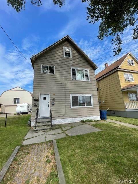 537 Willett Street, Buffalo, NY 14206 (MLS #B1349304) :: BridgeView Real Estate