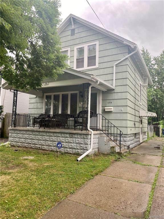 133 Mayer Avenue, Buffalo, NY 14207 (MLS #B1349591) :: Robert PiazzaPalotto Sold Team