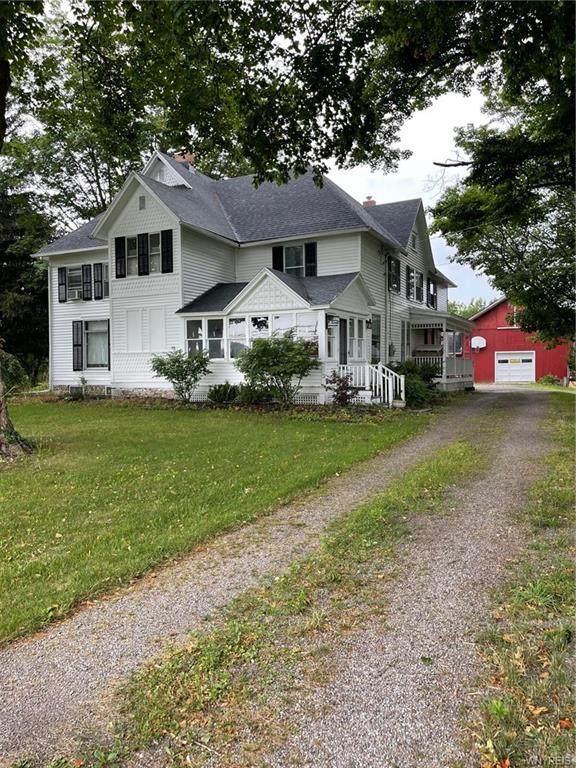 9256 Putnam Road, Batavia-Town, NY 14020 (MLS #B1349630) :: BridgeView Real Estate Services
