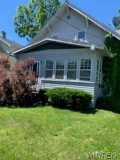 116 Evans Street, Amherst, NY 14221 (MLS #B1349717) :: Robert PiazzaPalotto Sold Team