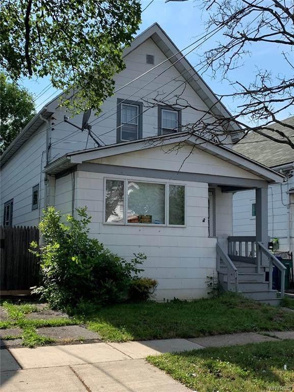 12 Eller Avenue, Buffalo, NY 14211 (MLS #B1350504) :: Robert PiazzaPalotto Sold Team