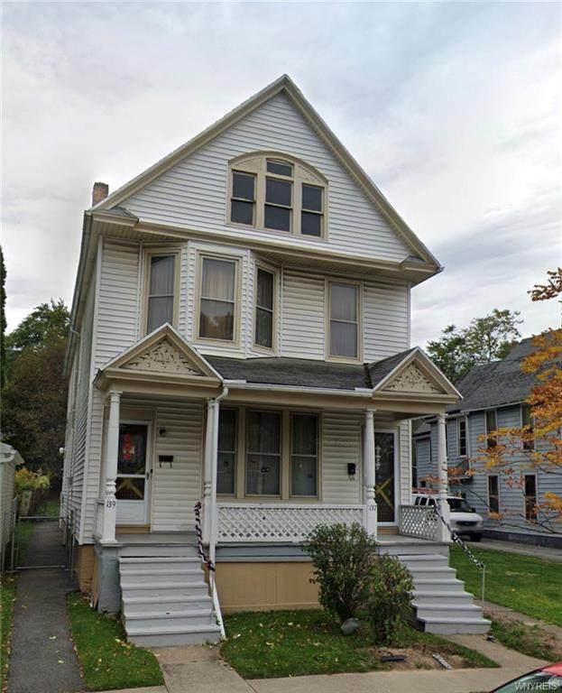 137 Edna Place, Buffalo, NY 14209 (MLS #B1350589) :: Robert PiazzaPalotto Sold Team