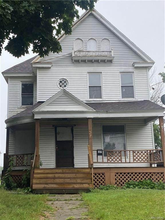 37 Maple Street, Batavia-City, NY 14020 (MLS #B1351070) :: BridgeView Real Estate Services