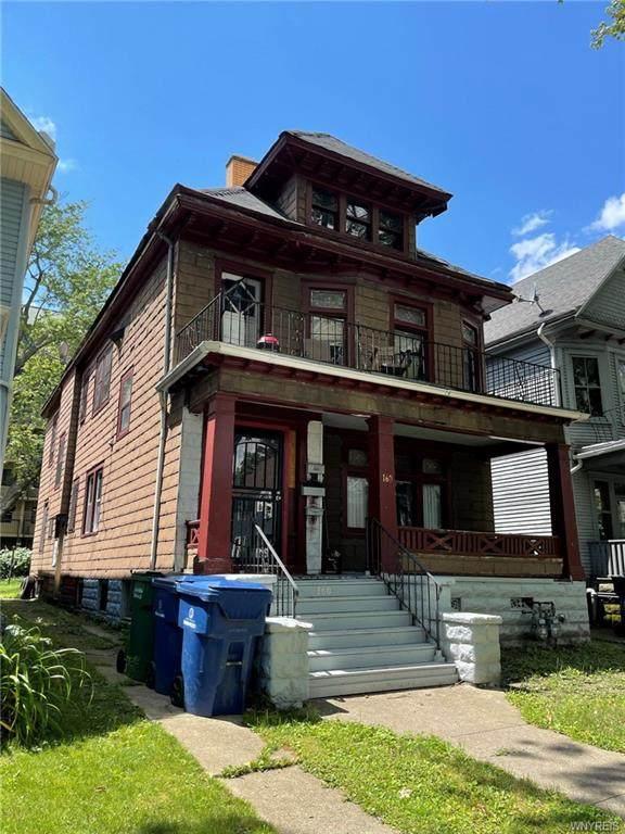 160 Timon Street, Buffalo, NY 14208 (MLS #B1351189) :: BridgeView Real Estate