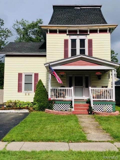 12 N Walnut Street, Attica, NY 14011 (MLS #B1351566) :: Robert PiazzaPalotto Sold Team