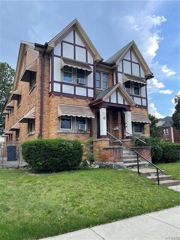 47 E Morris Avenue, Buffalo, NY 14214 (MLS #B1351751) :: TLC Real Estate LLC