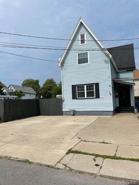 145 10th Street, Buffalo, NY 14201 (MLS #B1352357) :: Robert PiazzaPalotto Sold Team