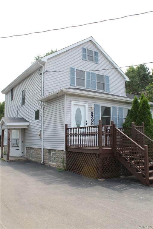 3298 Niagara Falls Blvd, Wheatfield, NY 14210 (MLS #B1352366) :: Robert PiazzaPalotto Sold Team