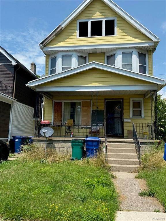 330 Jewett Avenue, Buffalo, NY 14214 (MLS #B1353003) :: TLC Real Estate LLC
