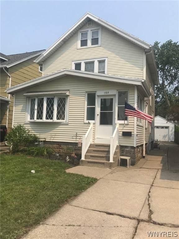 165 Fowler Avenue, Tonawanda-Town, NY 14217 (MLS #B1353492) :: BridgeView Real Estate Services