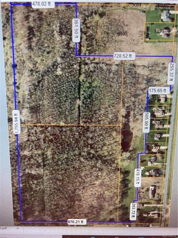 3242 Angle & V/L On Baker Roads Road, Orchard Park, NY 14127 (MLS #B1353802) :: Robert PiazzaPalotto Sold Team