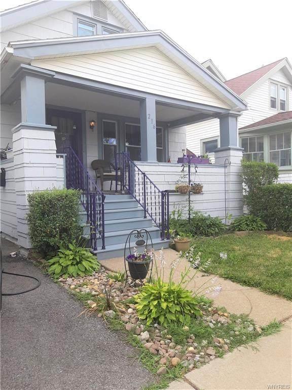 216 Lasalle Avenue, Tonawanda-Town, NY 14217 (MLS #B1353832) :: BridgeView Real Estate Services