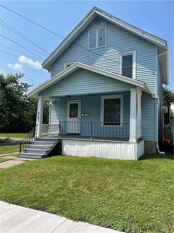 103 S Bristol Avenue, Lockport-City, NY 14094 (MLS #B1354096) :: Avant Realty