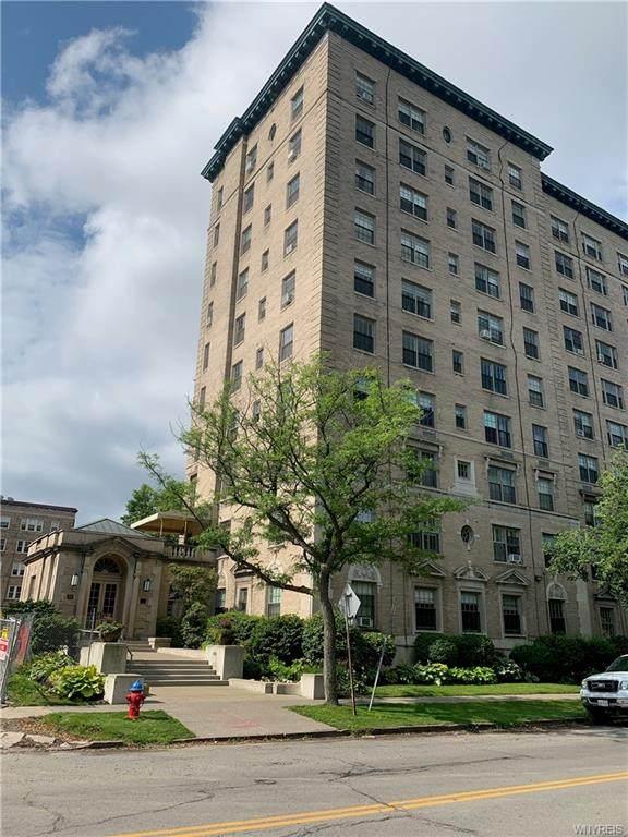 33 Gates Circle 6F, Buffalo, NY 14222 (MLS #B1354155) :: 716 Realty Group