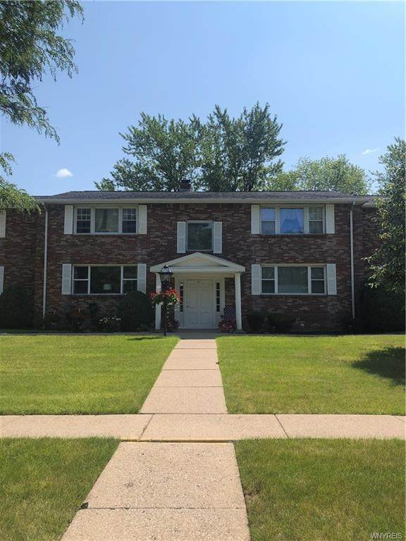 61 Old Lyme Drive #2, Amherst, NY 14221 (MLS #B1354178) :: 716 Realty Group