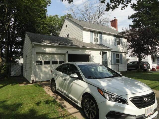 717 Pasadena Avenue, Niagara Falls, NY 14304 (MLS #B1354362) :: BridgeView Real Estate Services
