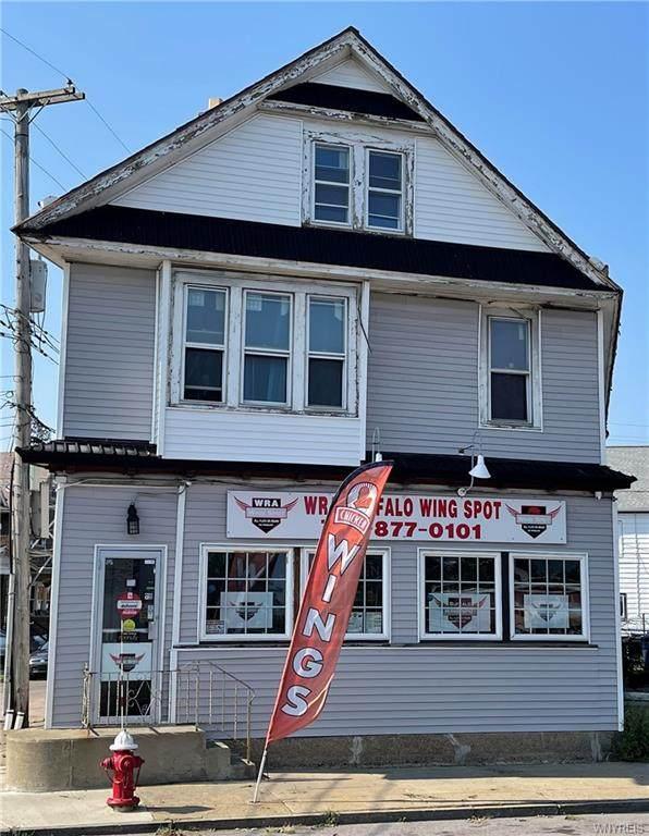 426 Hertel Avenue, Buffalo, NY 14207 (MLS #B1354532) :: Robert PiazzaPalotto Sold Team