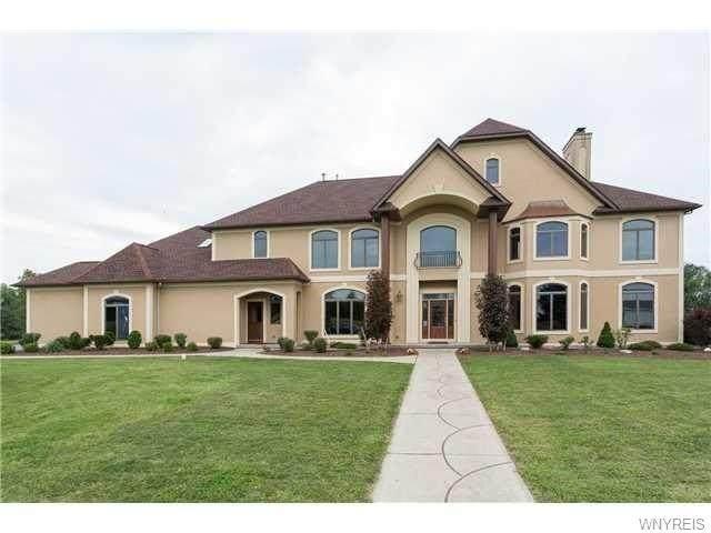7557 Greenbush Road, Newstead, NY 14001 (MLS #B1355860) :: BridgeView Real Estate