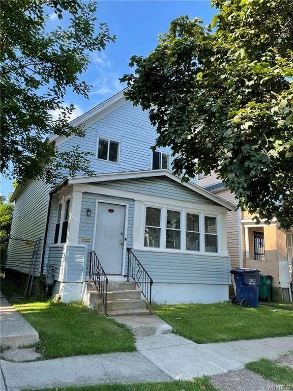 20 Harlow Place, Buffalo, NY 14208 (MLS #B1356003) :: BridgeView Real Estate