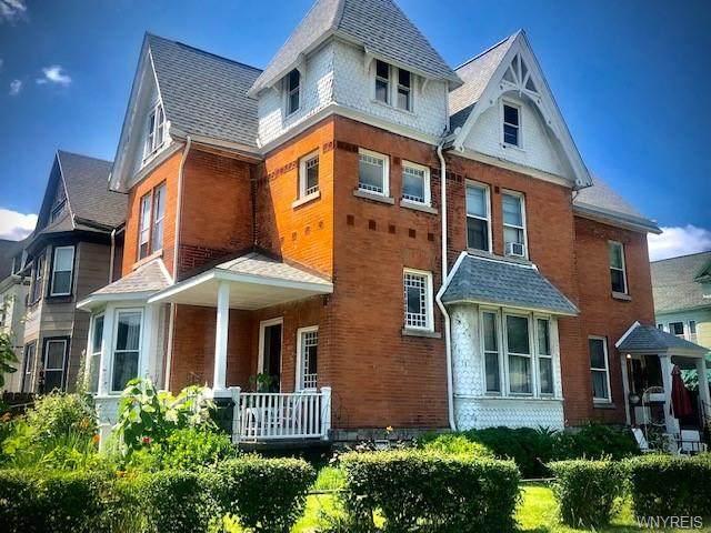 314 Lafayette Avenue, Buffalo, NY 14213 (MLS #B1356062) :: TLC Real Estate LLC
