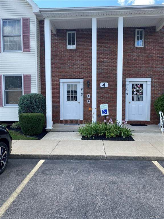 4 Keph Drive #4, Amherst, NY 14228 (MLS #B1356112) :: Robert PiazzaPalotto Sold Team