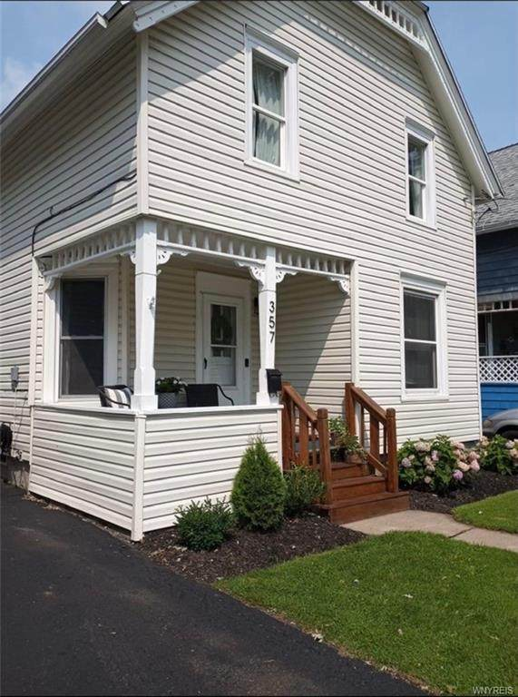 357 Prospect Street, Lockport-City, NY 14094 (MLS #B1356897) :: TLC Real Estate LLC