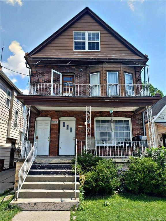 43 Countess Avenue, Buffalo, NY 14211 (MLS #B1356909) :: TLC Real Estate LLC