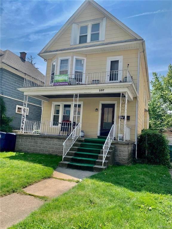 107 Hughes Avenue, Buffalo, NY 14208 (MLS #B1357012) :: Serota Real Estate LLC
