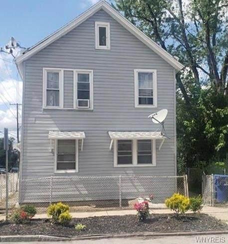 232 Rhode Island Street, Buffalo, NY 14213 (MLS #B1357248) :: BridgeView Real Estate