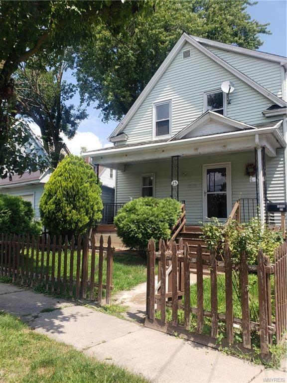 25 Lamont Place, Buffalo, NY 14207 (MLS #B1358544) :: BridgeView Real Estate