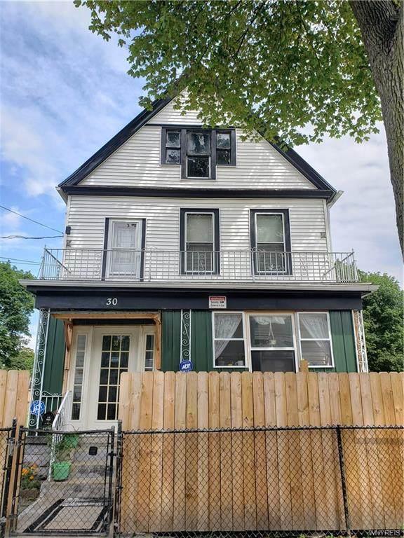 30 Edna Place, Buffalo, NY 14209 (MLS #B1359281) :: BridgeView Real Estate