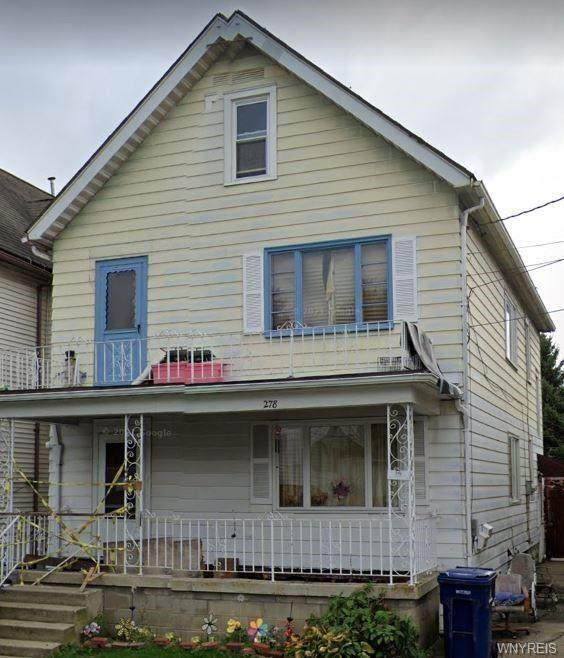 278 Fenton Street, Buffalo, NY 14206 (MLS #B1359785) :: BridgeView Real Estate