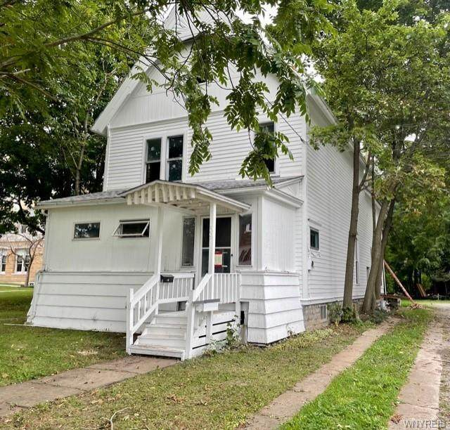 39 Prospect Street, Attica, NY 14011 (MLS #B1362931) :: Serota Real Estate LLC