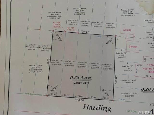 V/L Harding Avenue, Evans, NY 14006 (MLS #B1362966) :: Robert PiazzaPalotto Sold Team