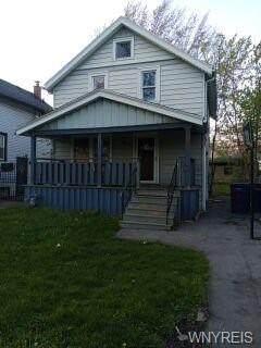 216 Shirley Avenue, Buffalo, NY 14215 (MLS #B1363016) :: BridgeView Real Estate
