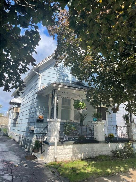 20 Jones Street, Buffalo, NY 14206 (MLS #B1363909) :: BridgeView Real Estate