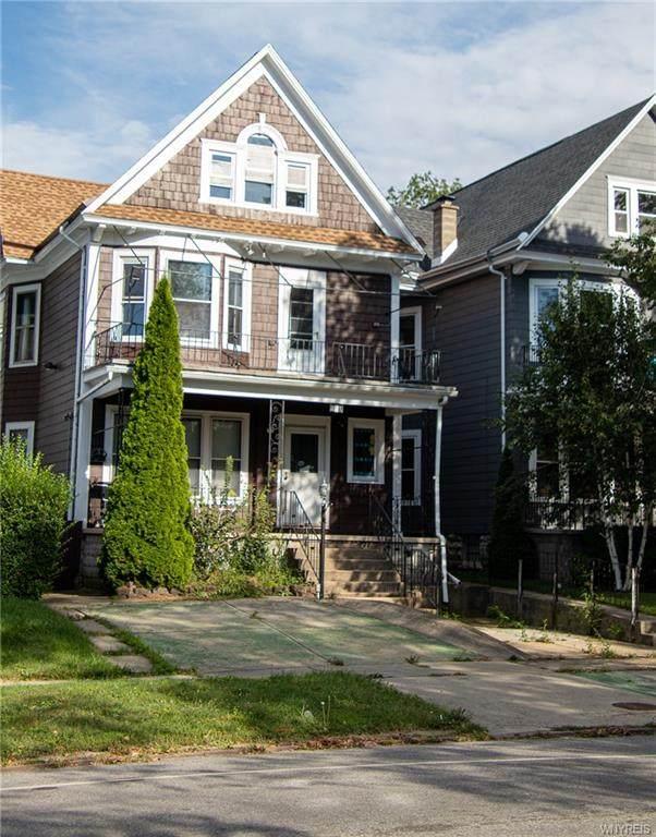891 Richmond Avenue, Buffalo, NY 14222 (MLS #B1364253) :: BridgeView Real Estate