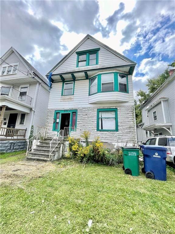277 Riley Street, Buffalo, NY 14208 (MLS #B1364346) :: BridgeView Real Estate