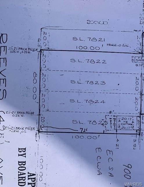 170 Reeves Road, Evans, NY 14006 (MLS #B1364469) :: Robert PiazzaPalotto Sold Team