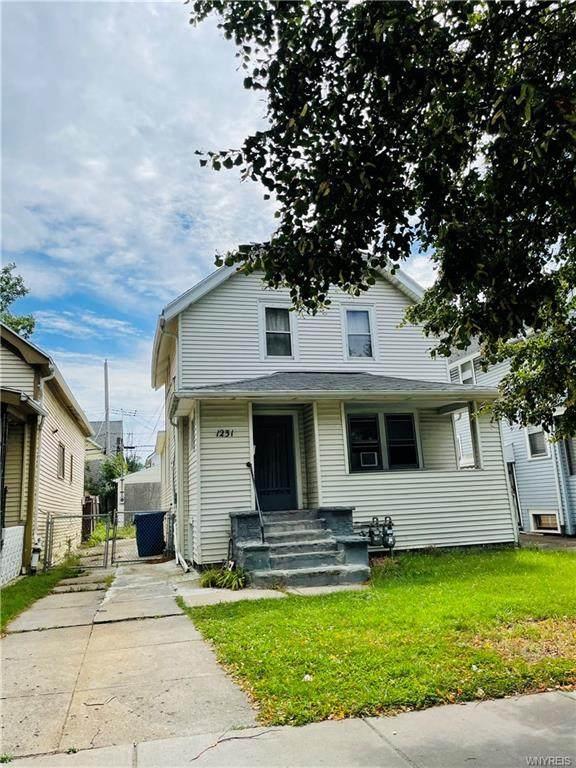 1231 Kensington Avenue, Buffalo, NY 14215 (MLS #B1364850) :: Serota Real Estate LLC