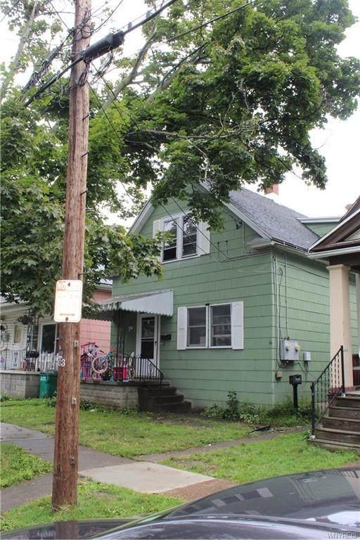 407 Willett Street, Buffalo, NY 14206 (MLS #B1364981) :: Robert PiazzaPalotto Sold Team