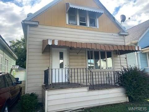 23 Cliff Street E, Buffalo, NY 14206 (MLS #B1365134) :: Robert PiazzaPalotto Sold Team