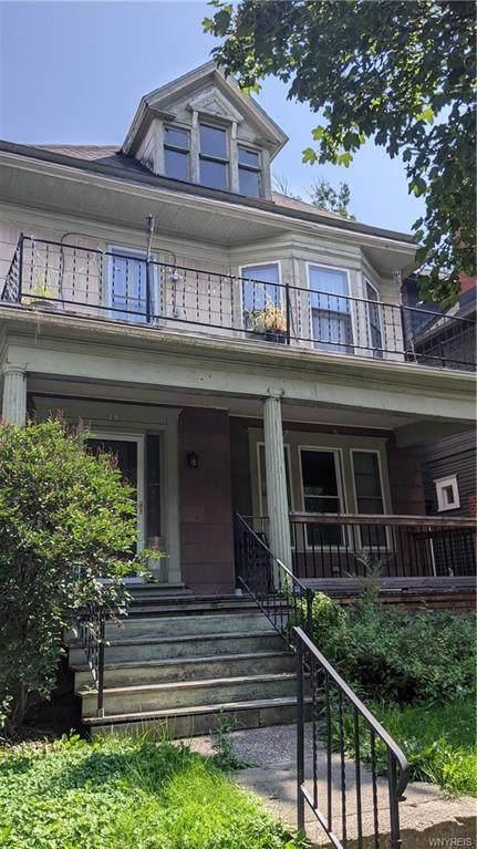 29 Granger Place, Buffalo, NY 14222 (MLS #B1365140) :: BridgeView Real Estate