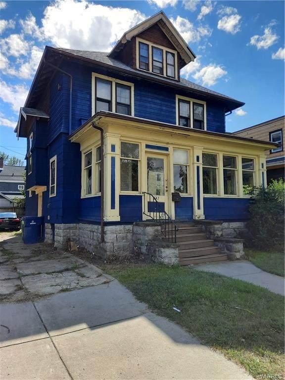 141 Winspear Avenue, Buffalo, NY 14215 (MLS #B1365360) :: BridgeView Real Estate